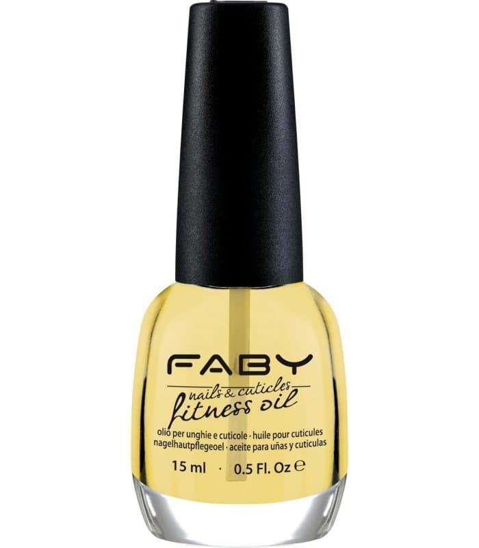 FABY - Nail & Cuticles Fitness Oill 15ml - Imagen 1