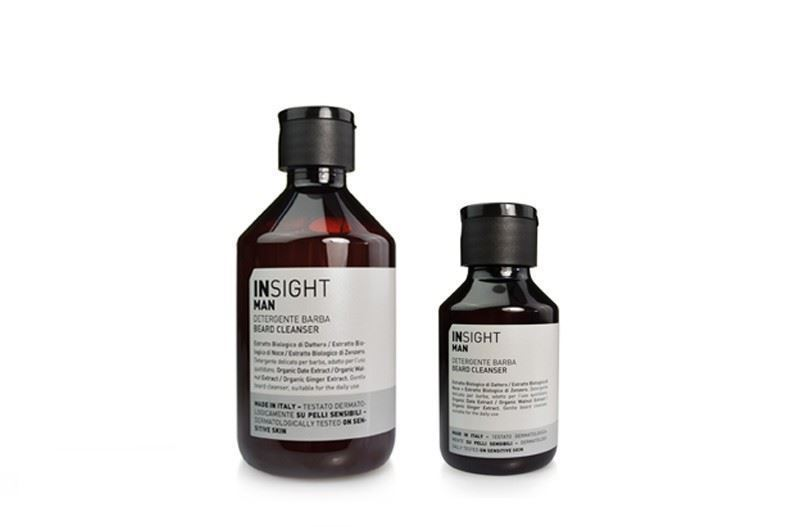 INSIGHT - Champu para barba Beard Cleanser 250ml - Imagen 1