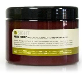 INSIGHT - HYDRATING MASCARILLA ANTI-FRIZZ 500ML - Imagen 1