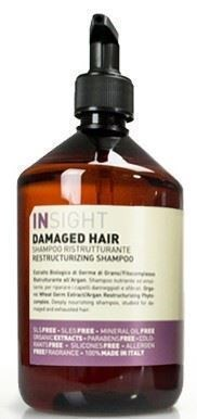 INSIGHT - RESTRUCTURIZING Champu reparador cabello dañado 500ml