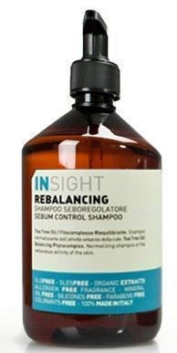 INSIGHT - SEBUM CONTROL Champu purificante para cabello graso 500ML