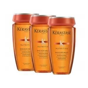 Kèrastase - Champu para cabellos muy secos y rebeldes Bain Olèo-relax 250 ml