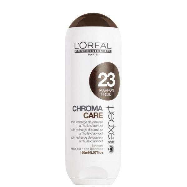 Loreal Chroma Care Expert Color23 Marron Froid 150 ml - Imagen 1