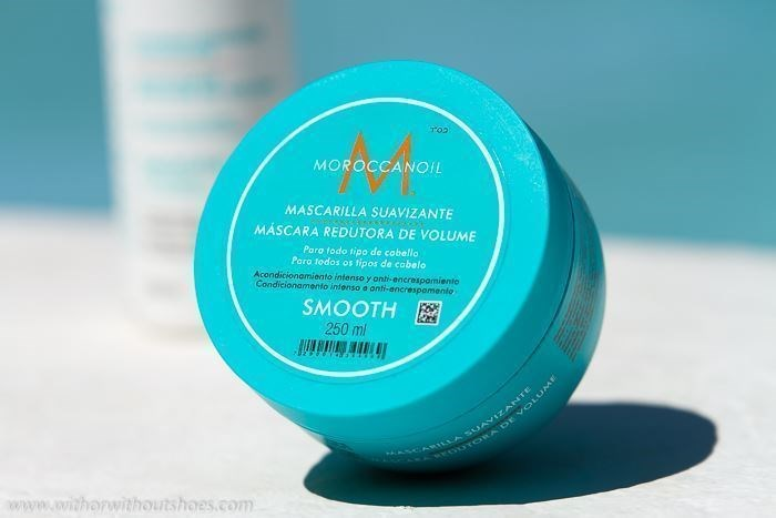 Moroccanoil - Mascarilla Smooth 250ml