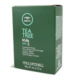 Paul Mitchel - Barra de jabon para todo tipo de pieles Tea Tree Body Bar 150 g