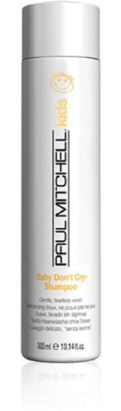 Paul Mitchell -  Champu con ph neutro, no pica en los ojos para niños Kids Baby Dont Cry 300 ml